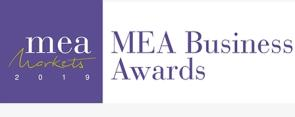 MEA Business Awards 2019