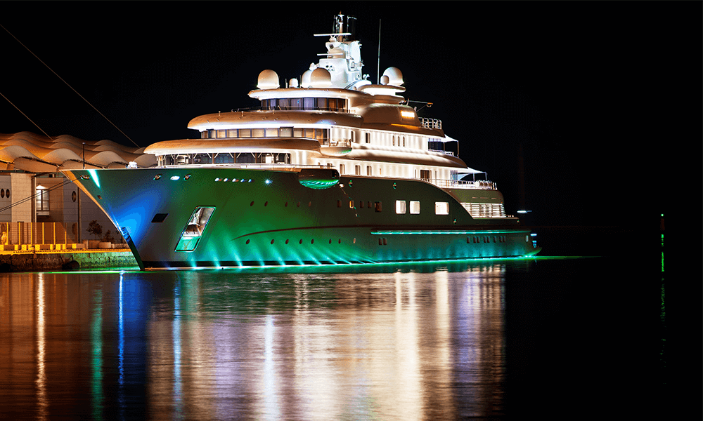 Gulf Craft Enters the World of Megayachts
