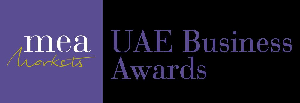 2019 UAE Business Awards Logo