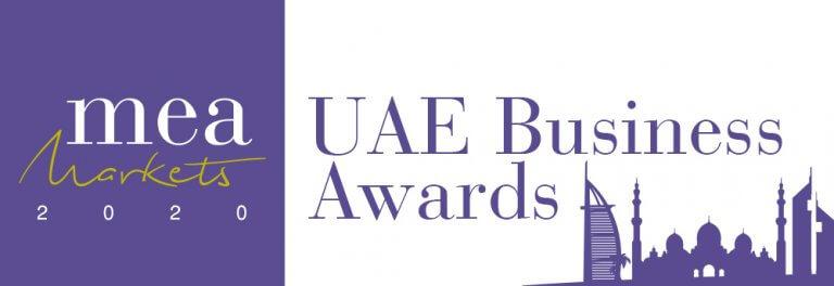 2020 UAE Business Awards Logo