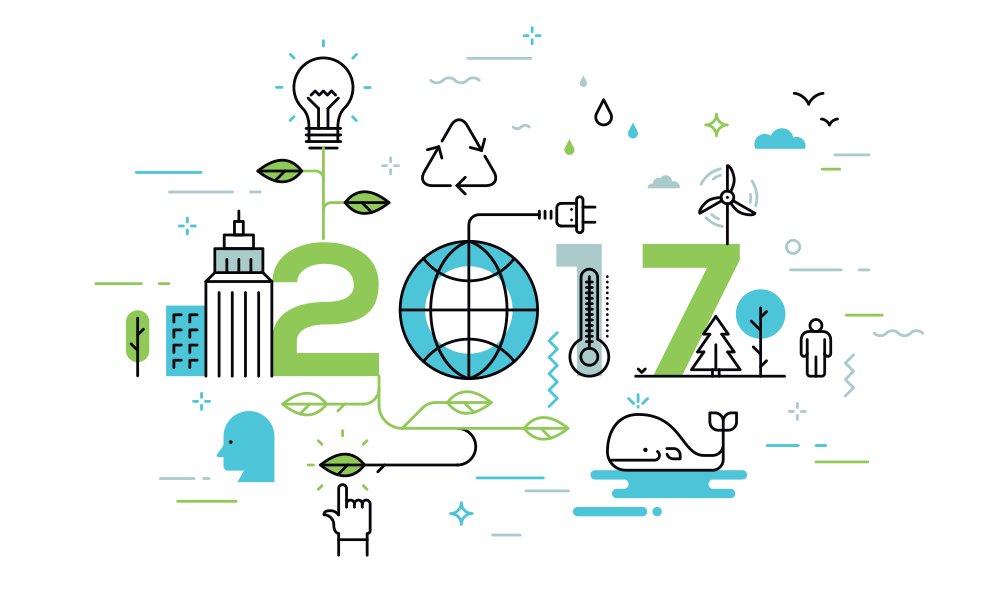 Forecasts Energy Trends in 2017