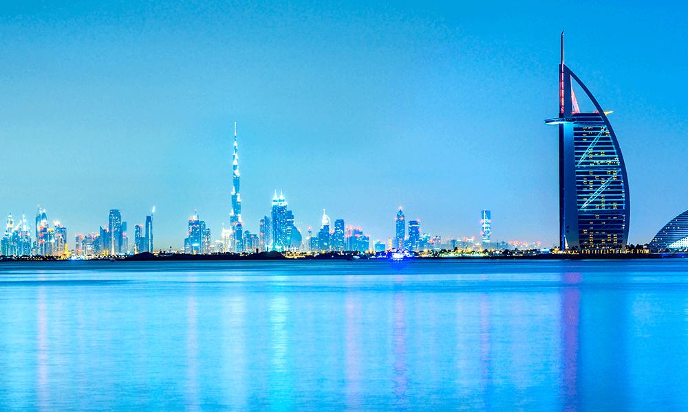 Dubai - Among the World's Fastest Changing  Cities