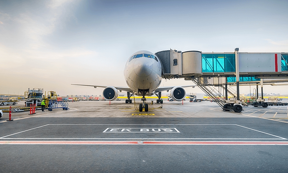 Dubai Airports Speeds Aircraft Boarding