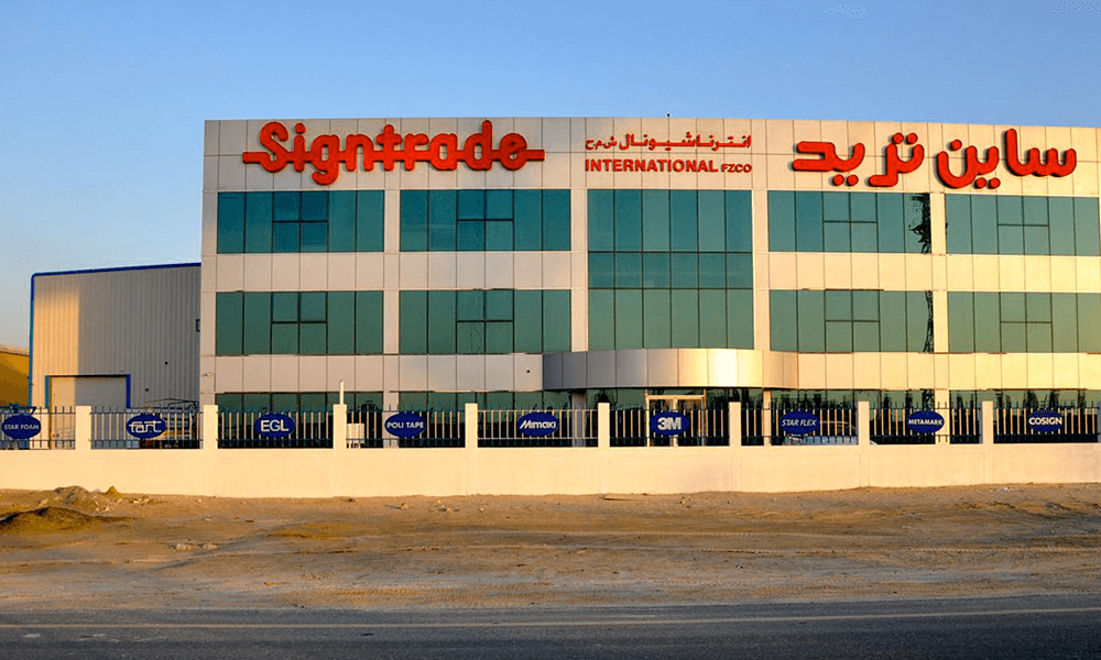 Signtrade confirms its presence at SGI Dubai 2018
