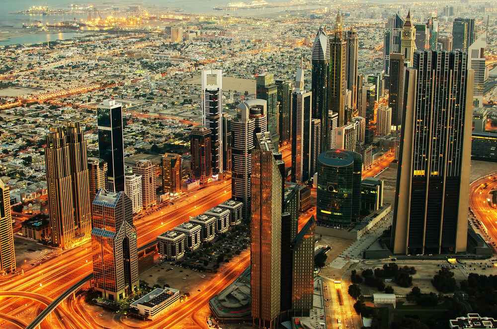 2016 Report to Explore Opportunities in Dubai