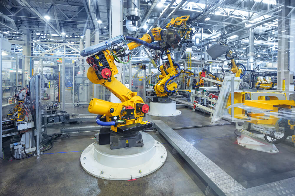 TM Robotics Partners with Caionix to Sell Toshiba Machine Industrial Robots