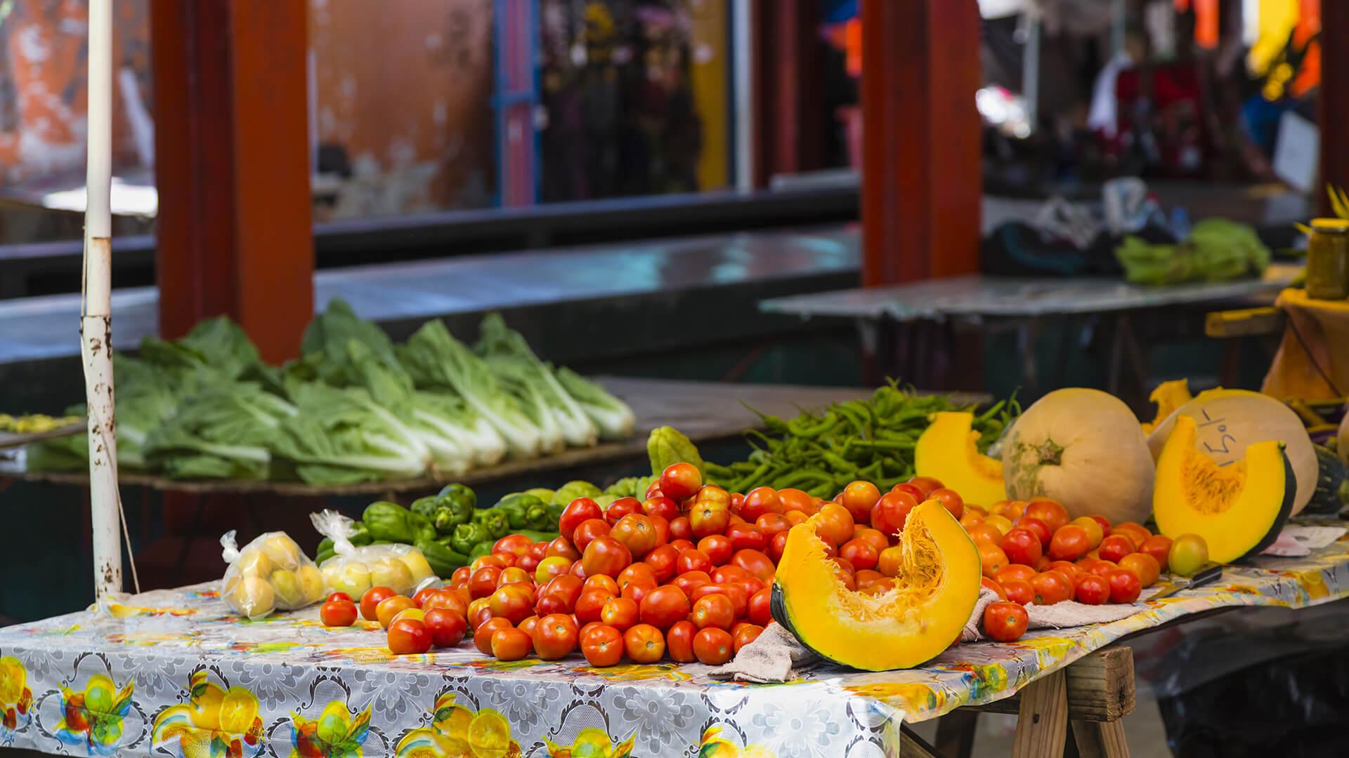 Seychelles market